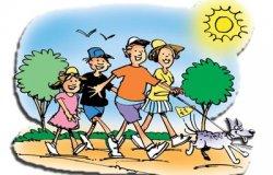 DÖKE 15-30 gyalogos teljesítménytúra volt Mánfán!